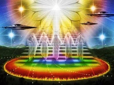 Resultado de imagem para federação galáctica  despertar de gaia